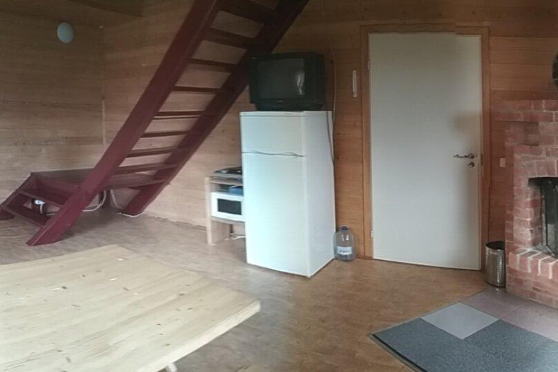 Коттедж, 90 кв.м. на 6 человек, 2 спальни, Куркиёки, Зелёная улица, 9, Лахденпохья - Фотография 12