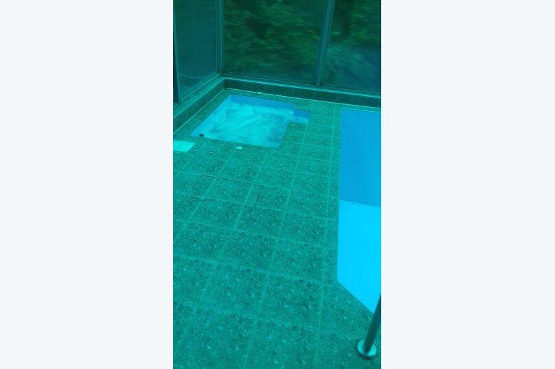 Дом бревенчатый в лесу, у моря, с бассейном., 110 кв.м. на 6 человек, 2 спальни, с\т Гранат, 86А, Туапсе - Фотография 16