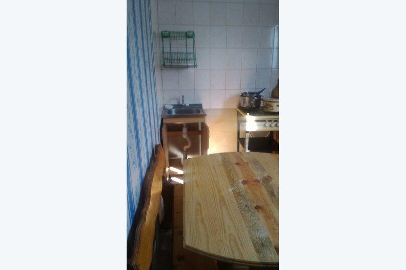 Отдых штормовое  частный сектор отдельно стоящие  2 комнаты  с отдельной кухней для комфортного отдыха, 44 кв.м. на 6 человек, 2 спальни, Прибрежная улица, 33, Штормовое - Фотография 3