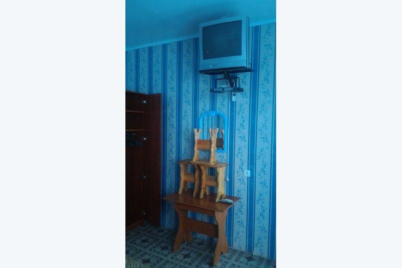 Отдых штормовое  частный сектор отдельно стоящие  2 комнаты  с отдельной кухней для комфортного отдыха, 44 кв.м. на 6 человек, 2 спальни, Прибрежная улица, 33, Штормовое - Фотография 9