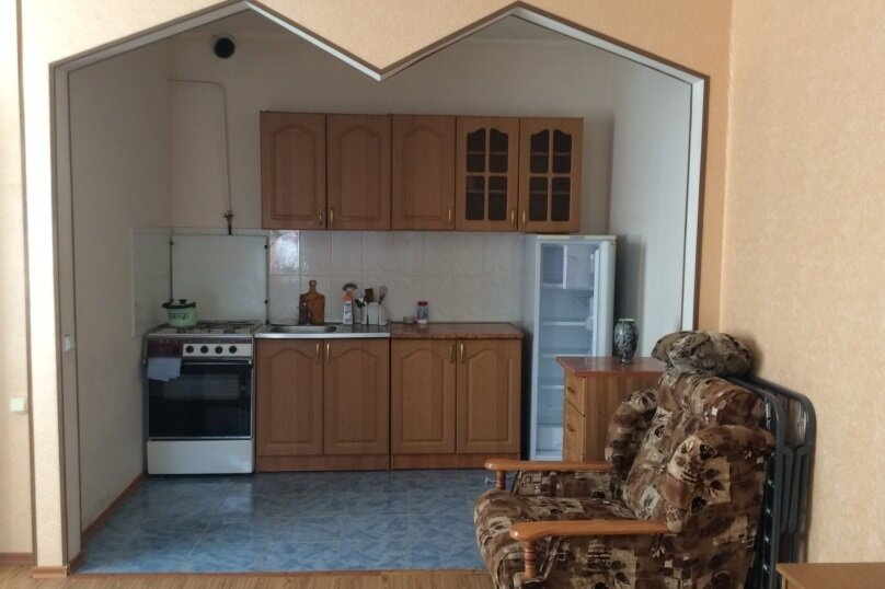 Номер 4х местный с кухней на 1 этаже, Степная улица, 29, Геленджик - Фотография 8