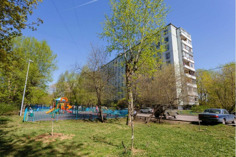 Квартира комфорт-класса!, 35 кв.м. на 3 человека, 1 спальня, Нагорная улица, 17к5, метро Нагорная, Москва - Фотография 9