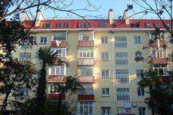 1-комн. квартира, 38 кв.м. на 5 человек, улица Конституции СССР, 10, Центр, Сочи - Фотография 1