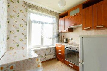 Квартира комфорт-класса!, 35 кв.м. на 3 человека, 1 спальня, Нагорная улица, 17к5, метро Нагорная, Москва - Фотография 4