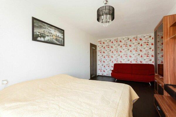 Квартира комфорт-класса!, 35 кв.м. на 3 человека, 1 спальня, Нагорная улица, 17к5, метро Нагорная, Москва - Фотография 1