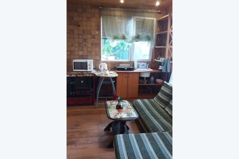 Домик с отдельным двориком, 40 кв.м. на 4 человека, 1 спальня, Артековская улица, 9, Гурзуф - Фотография 9