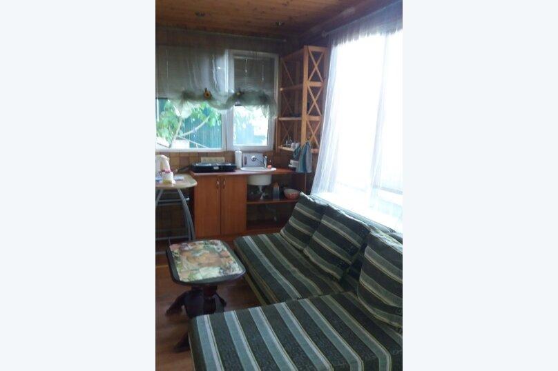 Домик с отдельным двориком, 40 кв.м. на 4 человека, 1 спальня, Артековская улица, 9, Гурзуф - Фотография 12