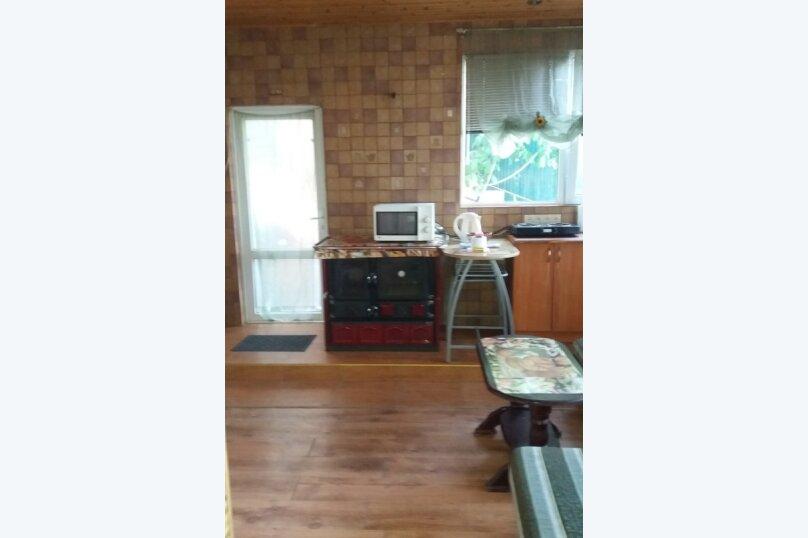 Домик с отдельным двориком, 40 кв.м. на 4 человека, 1 спальня, Артековская улица, 9, Гурзуф - Фотография 13