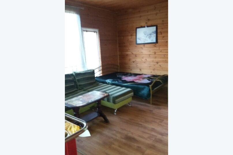 Домик с отдельным двориком, 40 кв.м. на 4 человека, 1 спальня, Артековская улица, 9, Гурзуф - Фотография 14