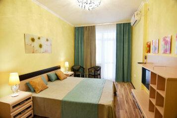 1-комн. квартира, 45 кв.м. на 3 человека, улица Мира, 15, Кабардинка - Фотография 1