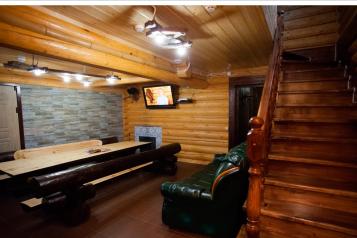 Деревянный особняк с баней и просторной беседкой, 200 кв.м. на 16 человек, 7 спален, Воздвиженское, Воздвиженское - Фотография 2