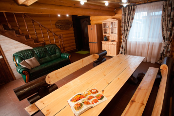 Деревянный особняк с баней и просторной беседкой, 200 кв.м. на 16 человек, 7 спален, Воздвиженское, Воздвиженское - Фотография 3