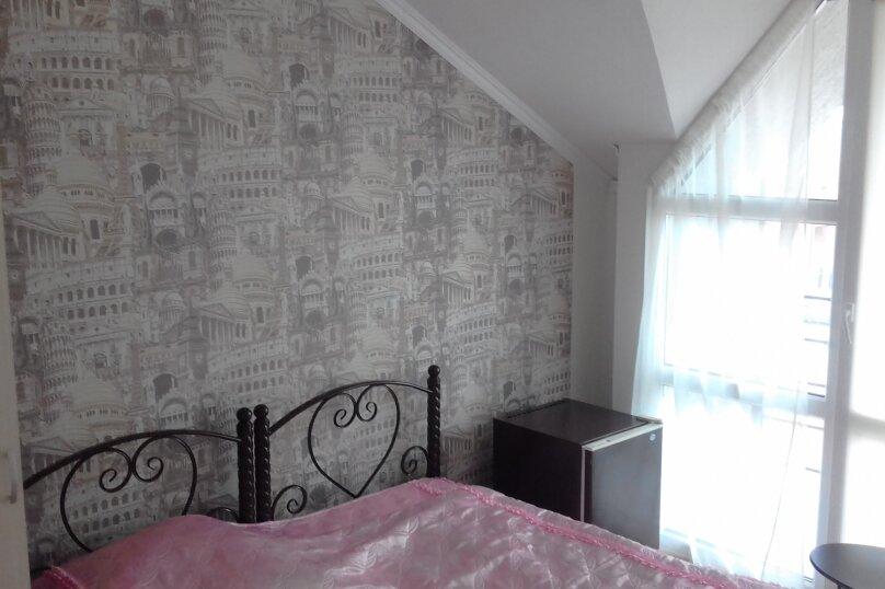 Люкс 2-х местный с балконом, Строительная, 22, Витязево - Фотография 1