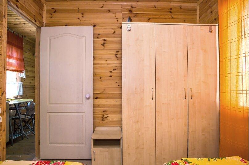 Летний домик 2, 30 кв.м. на 4 человека, 1 спальня, улица Космонавтов, 26, Форос - Фотография 3