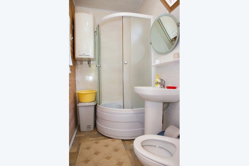 Летний домик 2, 30 кв.м. на 4 человека, 1 спальня, улица Космонавтов, 26, Форос - Фотография 4