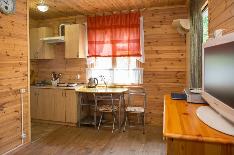 Летний домик 2, 30 кв.м. на 4 человека, 1 спальня, улица Космонавтов, 26, Форос - Фотография 5