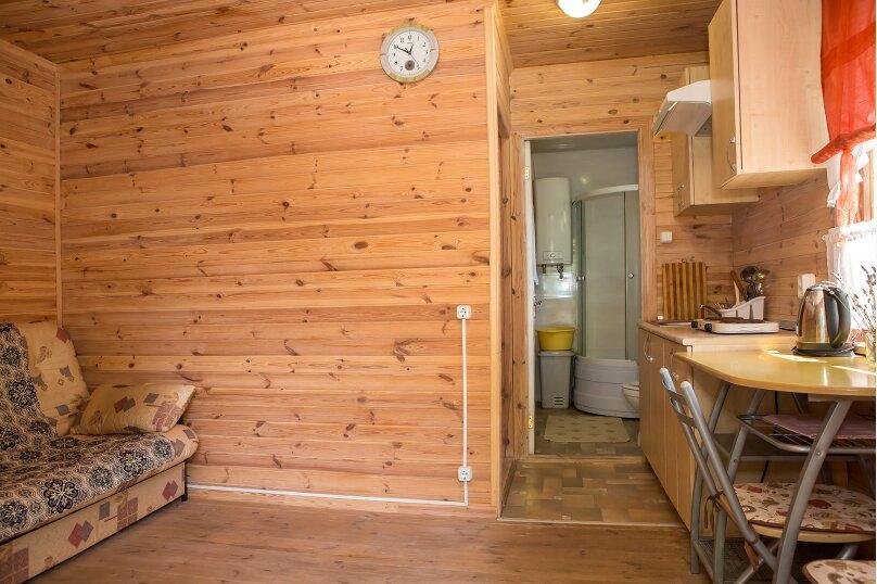 Летний домик 2, 30 кв.м. на 4 человека, 1 спальня, улица Космонавтов, 26, Форос - Фотография 7