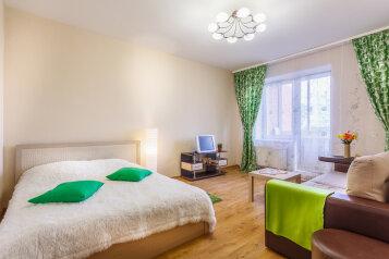 1-комн. квартира, 42 кв.м. на 4 человека, Первомайская улица, 7к1, Щелково - Фотография 1