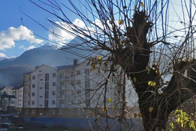2-комн. квартира, 68 кв.м. на 5 человек, Эстонская улица, 37к11, Эстосадок, Красная Поляна - Фотография 19
