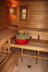Дом, 100 кв.м. на 10 человек, 1 спальня, Козельское, Солнечная, Боровск - Фотография 4