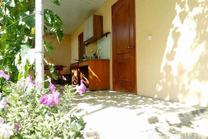 Коттедж, 28 кв.м. на 4 человека, 2 спальни, Шёлковый Путь, 4а, Судак - Фотография 8