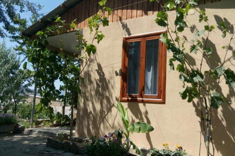 Коттедж, 28 кв.м. на 4 человека, 2 спальни, Шёлковый Путь, 4а, Судак - Фотография 14