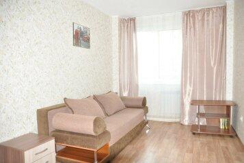 1-комн. квартира, 31 кв.м. на 4 человека, Ключевская улица, Красноярск - Фотография 1