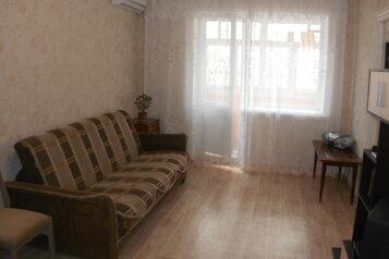 2-комн. квартира на 5 человек, улица Нахимова, 5, поселок Орджоникидзе, Феодосия - Фотография 1