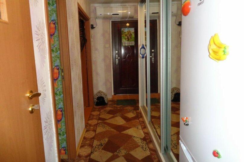 3-комн. квартира, 62 кв.м. на 8 человек, Севастопольская улица, 14, Саки - Фотография 5