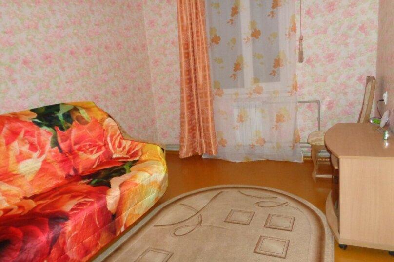 3-комн. квартира, 62 кв.м. на 8 человек, Севастопольская улица, 14, Саки - Фотография 6
