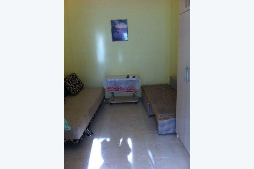1- но комнатный дом, 30 кв.м. на 3 человека, 1 спальня, улица Кирова, 12, Евпатория - Фотография 2