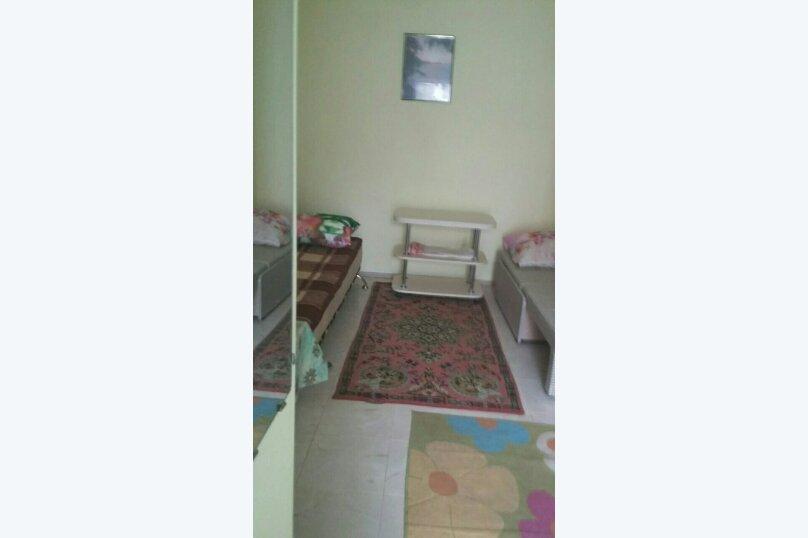 1- но комнатный дом, 30 кв.м. на 3 человека, 1 спальня, улица Кирова, 12, Евпатория - Фотография 5