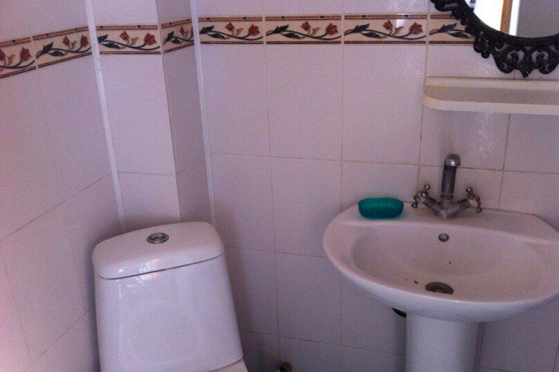 1- но комнатный дом, 30 кв.м. на 3 человека, 1 спальня, улица Кирова, 12, Евпатория - Фотография 10