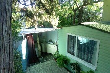 Небольшой домик со своим двориком на 2-3 человек, 20 кв.м. на 3 человека, 1 спальня, Советская улица, 66, Симеиз - Фотография 1