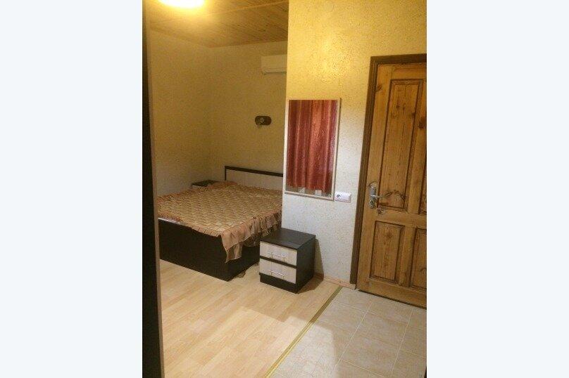 Стандарт 2х местный с одной двуспальной кроватью., Московская, 393, Заозерное - Фотография 1