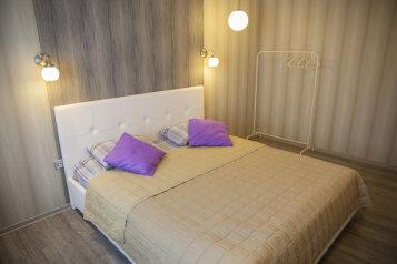 2-комн. квартира, 54 кв.м. на 4 человека, улица Варламова, Петрозаводск - Фотография 2