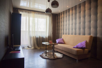 2-комн. квартира, 54 кв.м. на 4 человека, улица Варламова, Петрозаводск - Фотография 3