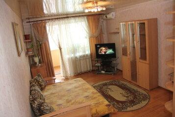 1-комн. квартира, 38 кв.м. на 3 человека, улица Ленина, Хабаровск - Фотография 1