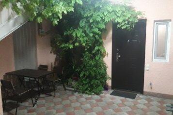 Сдам в Евпатории однокомнатный домик до моря 5 минут., 35 кв.м. на 4 человека, 1 спальня, Интернациональная улица, Евпатория - Фотография 1