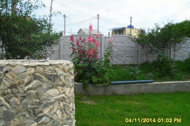Дачный домик, 25 кв.м. на 5 человек, 2 спальни, Морская, 6, поселок Орджоникидзе, Феодосия - Фотография 11