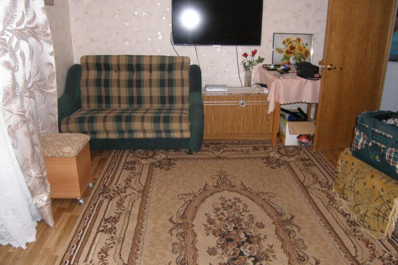 2-комн. квартира на 5 человек, улица Лакоба, 2, Гагра - Фотография 2