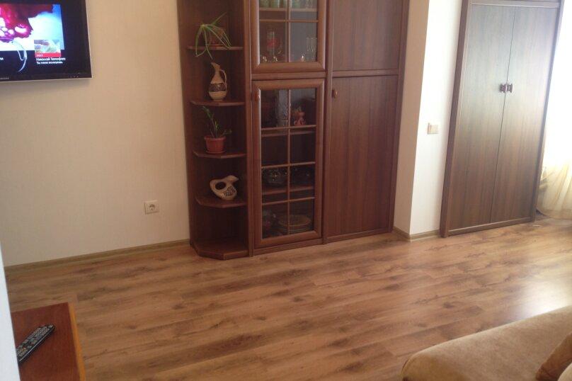 1-комн. квартира, 37 кв.м. на 3 человека, Судакская улица, 10, Алушта - Фотография 10