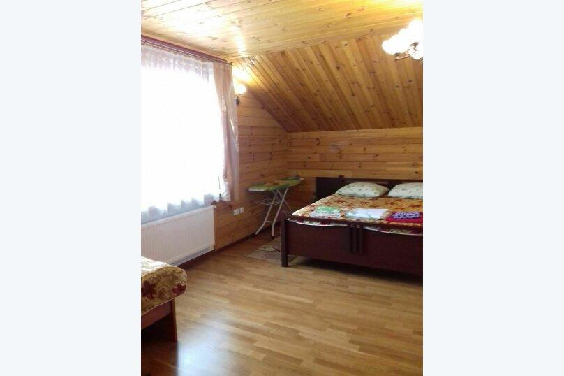 Дом  для до11 человек  под ключ  3 изолированные комнаты, 300 кв.м. на 11 человек, 3 спальни, улица Мелиораторов, 29, Суздаль - Фотография 4
