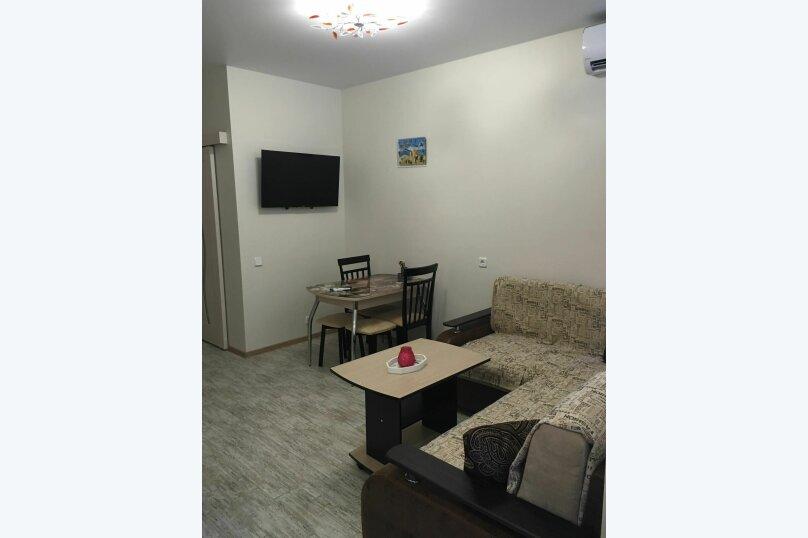 2-комн. квартира, 34 кв.м. на 4 человека, Ружейная улица, 47, Адлер - Фотография 12