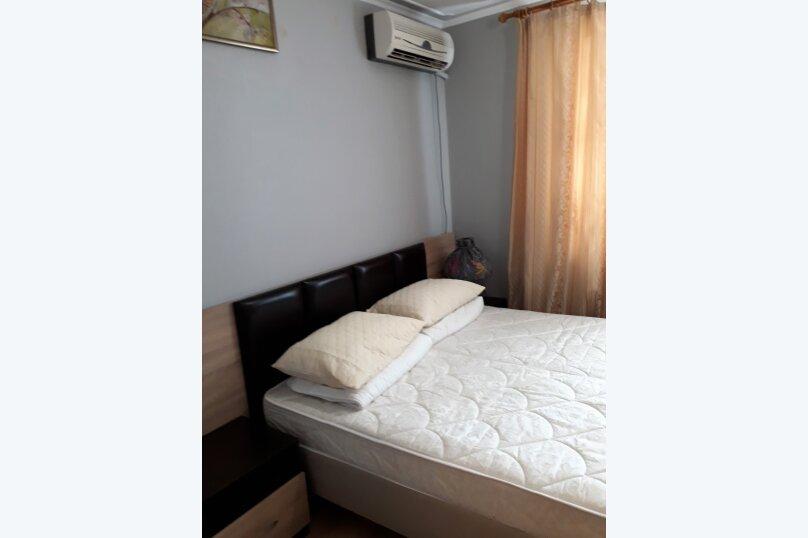 3-комн. квартира, 86 кв.м. на 6 человек, Стахановская, 12 к.1, Ялта - Фотография 7