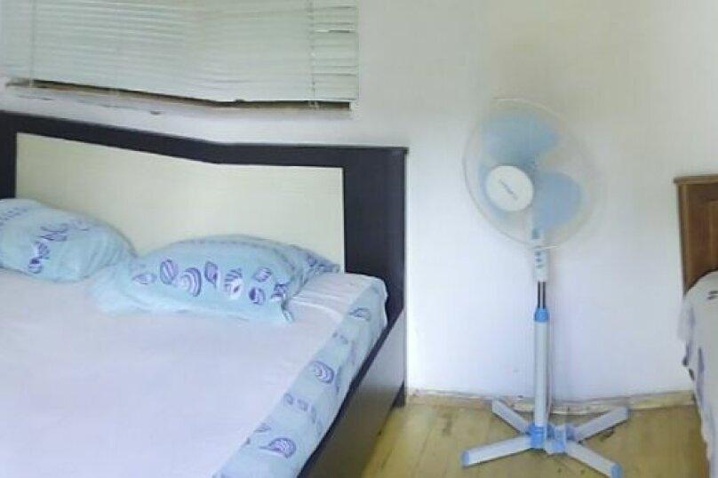 Комната №4, эконом на 1-3 чел., Краснофлотская улица, 21, Алушта - Фотография 1