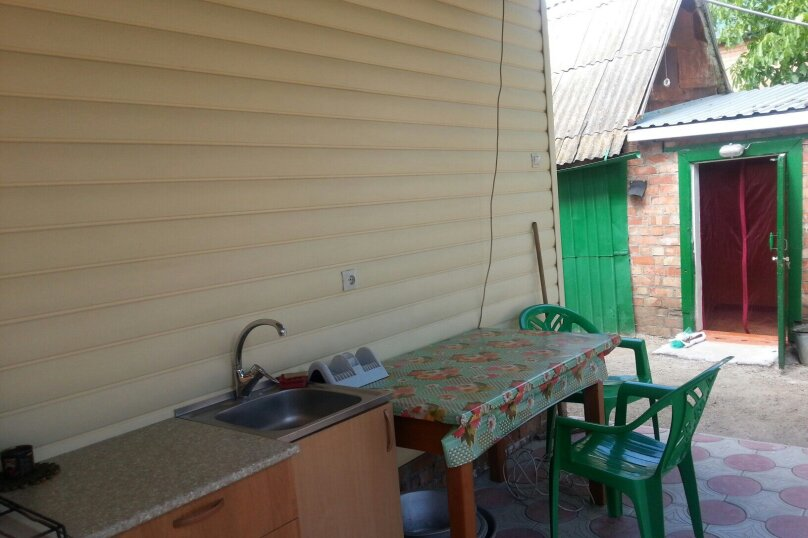 Дом, 22 кв.м. на 4 человека, 1 спальня, Калинина, 99, Ейск - Фотография 7