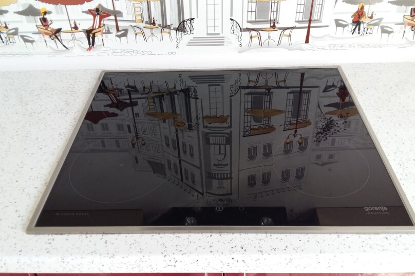 1-комн. квартира, 35 кв.м. на 4 человека, Октябрьский переулок, 2, Красная Поляна - Фотография 16