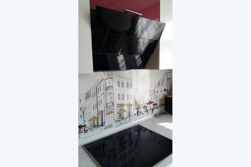 1-комн. квартира, 35 кв.м. на 4 человека, Октябрьский переулок, 2, Красная Поляна - Фотография 17