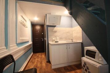 Двухэтажные апартаменты с мини-кухней:  Квартира, 2-местный, 1-комнатный, Мини-отель , улица Некрасова на 12 номеров - Фотография 4